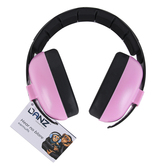 Baby Banz, No Blare Baby Earmuffs, Multiple Colors Available, 6 1/2 inches