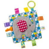 Mary Meyer, Taggies Crinkle Me Elephant, 6 1/2 x 6 1/2 inches