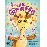 Little Giraffe Finger Puppet Book, by Maya Dearwood & Janet Samuel, Board Book