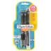 Paper Mate, Inkjoy Gel Pens, Medium Point, Black, Pack of 3