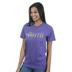 NOTW, Throw Kindness Around Like Confetti, Women's Short Sleeve T-Shirt, Purple Heather, X-Small