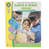 Hands-On Science Series, Earth and Space Science, STEAM-Based Learning, Gr. 1-5, Paperback, 60 Pages