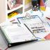 Colorfetti Collection, Letterhead, 8.5 x 11 Inches, Multi-Colored, 50 Sheets