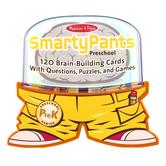 Melissa & Doug, Smarty Pants Preschool Card Set, Ages 3 to 5, 120 Cards