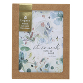 Legacy Publishing Group, It Is Well Boxed Note Cards, 5 3/4 x 4 1/2 inches, 10 Cards & Envelopes