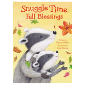 Snuggle Time Fall Blessings, by Glenys Nellist & Cee Biscoe, Board Book