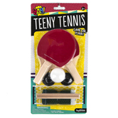 Toysmith, Teeny Tennis Game, Plastic, Assorted Colors, Ages 5 Years and Older