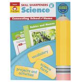 Evan-Moor, Skill Sharpeners: Science Activity Book, Reproducible, 144 Pages, Grade K