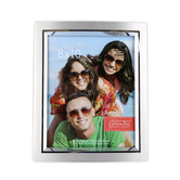 Silver Matte Photo Frame, 8 x 10 inches