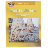 The Classical Historian, Take a Stand! Ancient Civilizations Student Book, 89 Pages, Grades 6-9
