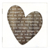 Young's, Inc., Cutout Shape Over Message Tabletop Plaque, Wood, Assortment, 6 x 6 inches