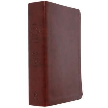 NASB New Inductive Study Bible, Imitation Leather, Multiple Colors Available
