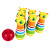 Melissa & Doug, Giddy Buggy Bowling Set, 9 Pieces, Ages 2 and Older