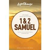 1 & 2 Samuel, LifeChange Bible Study Series, by The Navigators, Paperback