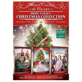 When Calls the Heart: Hope Valley Christmas Collection, DVD