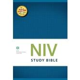 NIV Zondervan Study Bible, Hardcover