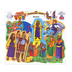 Little Folk Visuals, Easter Pre-cut Figures, 11 Pieces
