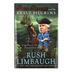 Rush Revere and the Brave Pilgrims, Book #1, by Rush Limbaugh, Hardcover, Grades 3-8