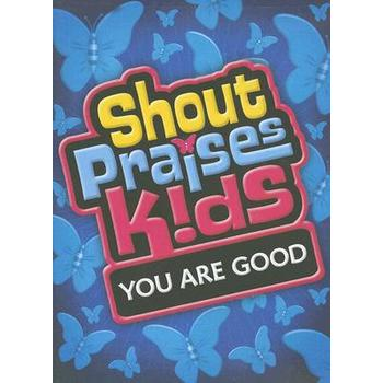 You Are Good, by Shout Praises Kids, DVD