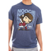 Gardenfire, Romans 16:20, Noogie, Men's Short Sleeve T-Shirt, Navy Heather, Small