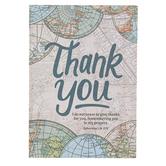 ThreeRoses, Ephesians 1:16 Thank You Note Cards & Envelopes, 8 Cards & Envelopes
