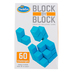 ThinkFun, Block By Block: Creative Building Logic Game, 1 Player, Ages 8 and Older