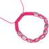 Faithworks, Threads of Faith Word Braid Adjustable Bracelet, Assorted Designs, 8 inches