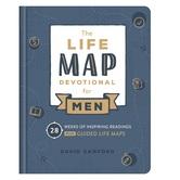 Life Map Devotional for Men, by David Sanford, Hardcover