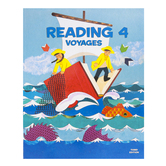 BJU Press, Reading 4 Student Text, 3rd Edition, Paperback, Grade 4