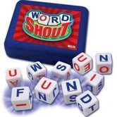 Play Monster, Word Shout Dice Game, Ages 8 Years and Older, 2 to 4 Players