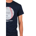 Red Letter 9, Philippians 4:13, Baseball, Men's Short Sleeve T-Shirt, Navy