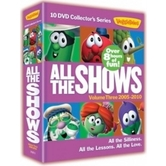VeggieTales, All The Shows, Volume 3, 2005-2010, 5-Disc DVD Set