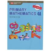 Singapore Math Primary Math Textbook 4A US Edition, Grade 4