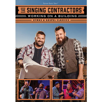 Working On A Building: Hymns & Gospel Classics, by The Singing Contractors, DVD