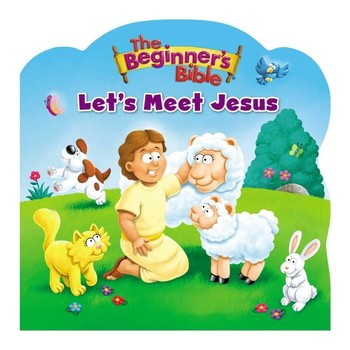 Let's Meet Jesus, The Beginner's Bible, by Zonderkidz, Board Book