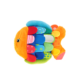 Melissa & Doug, Flip Fish Baby Toy, Ages Birth and Older, 13  x 9.75 x 4 Inches, 1 Piece