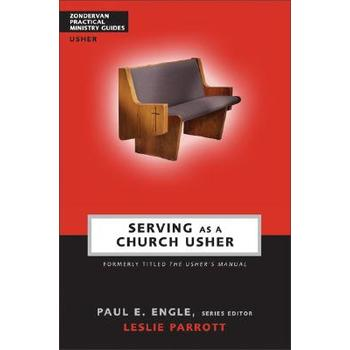 Serving as a Church Usher, by Paul E. Engle, Paperback