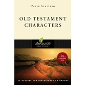 Lifeguide Bible Studies Series: Old Testament Characters