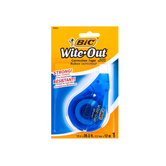 Bic, Wite Out Correction Tape, White