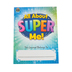 Teacher Created Resources, All About Super Me! Journal, Paperback, 48 Pages, Grades K-1