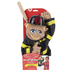 Melissa & Doug, Firefighter Puppet, 15 x 5 x 6 1/2 inches, Ages 3 and Older
