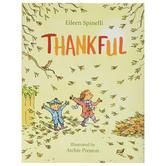 Thankful, by Eileen Spinelli & Archie Preston, Board Book