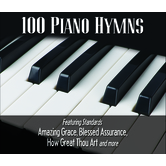 100 Piano Hymns, by Gerald Wolfe, 3 CD Set