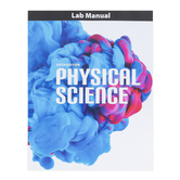 BJU Press, Physical Science Student Lab Manual, 6th Edition, Paperback, Grade 9