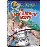 The Eric Liddell Story, The Torchlighters Heroes of the Faith Series, DVD