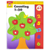 Evan-Moor, Learning Line Activity Book: Counting 1-20, 32 Pages, Grades K-1