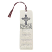 Dicksons, Serve Bookmark with Tassel, Paper, Brown, 2 x 6 inches