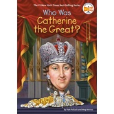 Who Was Catherine the Great, by Pam Pollack, Meg Belviso, & Dede Putra, Paperback