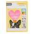 ThreeRoses, Happy Pets Boxed Birthday Cards, 12 Cards