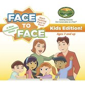 New Day, Face to Face Card Game Kids Edition, Ages 7 to 15 Years Old, 2 or More Players